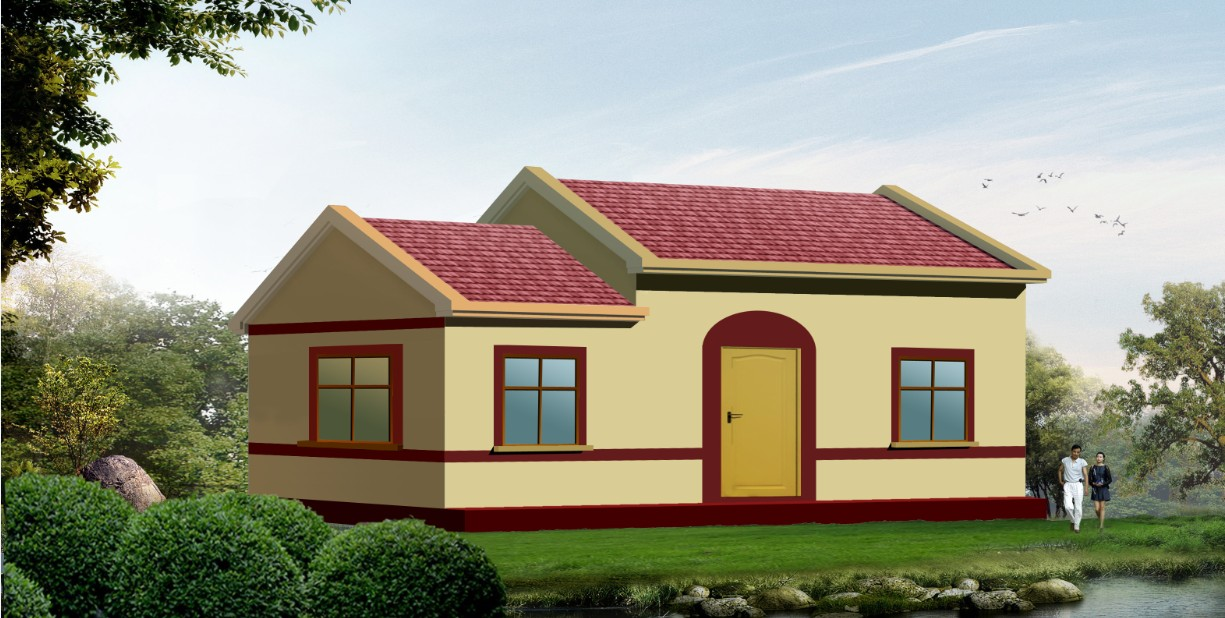 >> 项目信息 >> 装配式轻钢房屋
